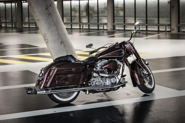 Harley Davidson Fotoshoot